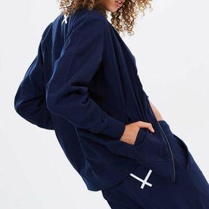 Adidas Originals Navy Blue XBYO Track Jacket